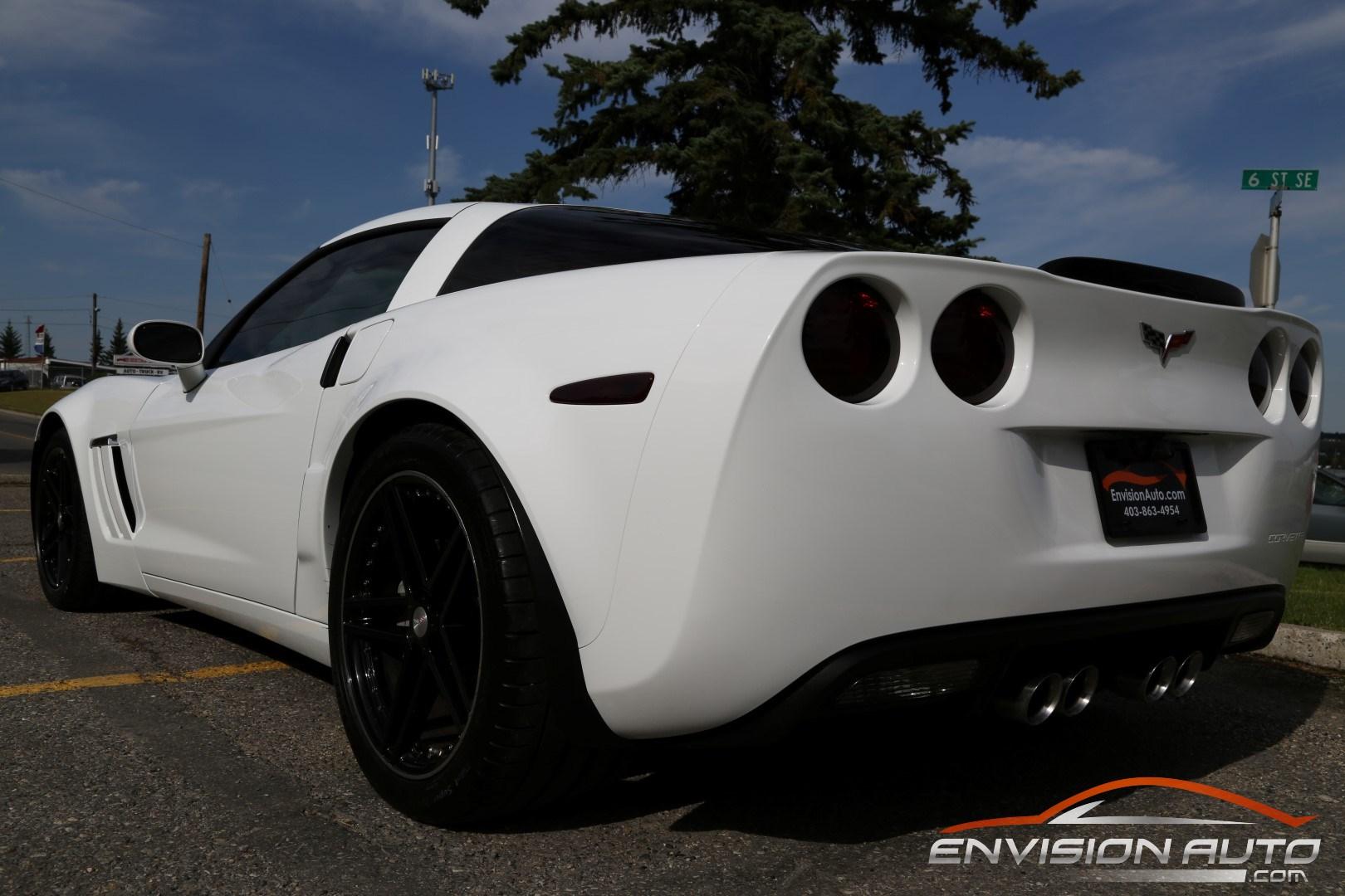 2011 Chevrolet Corvette Coupe Grand Sport Ecs 530 Hp