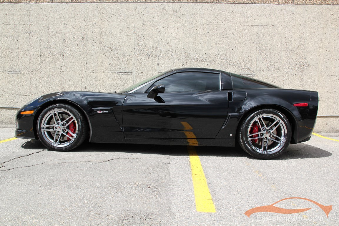 2008 chevrolet corvette z06 1sb pkg canada car. Black Bedroom Furniture Sets. Home Design Ideas