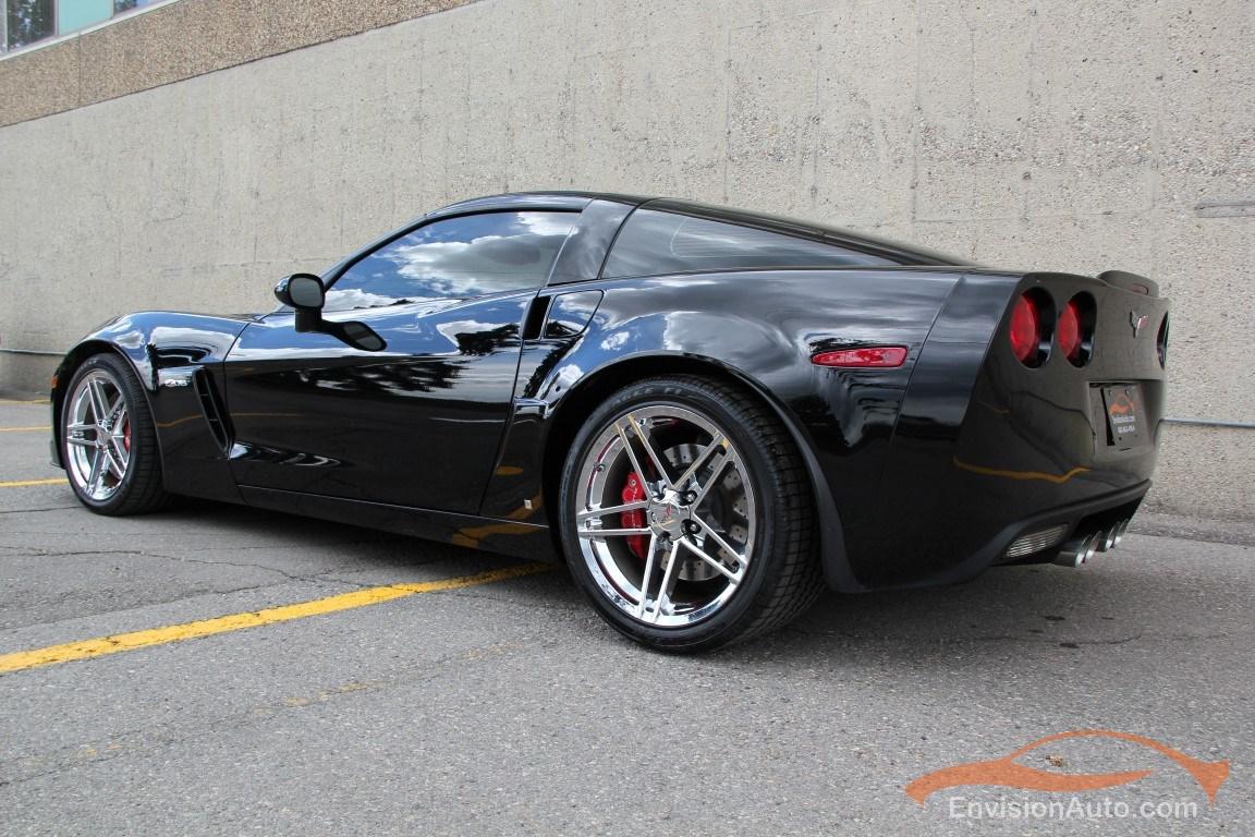 2008 chevrolet corvette z06 1sb pkg canada car. Black Bedroom Furniture Sets. Home Design Ideas