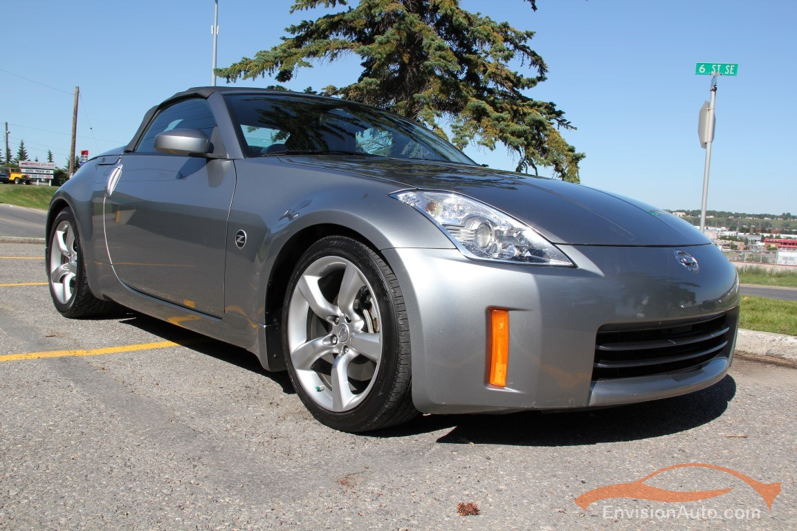 2006 nissan 350z roadster envision auto. Black Bedroom Furniture Sets. Home Design Ideas