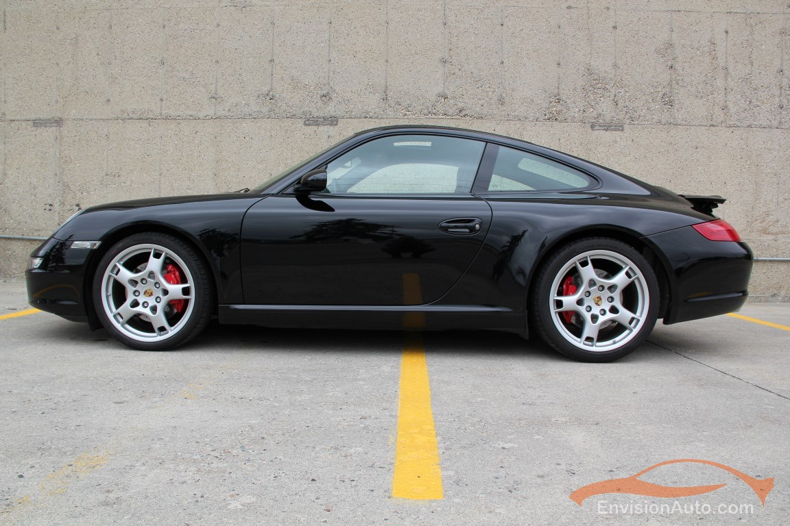 2008 porsche carrera s coupe envision auto. Black Bedroom Furniture Sets. Home Design Ideas