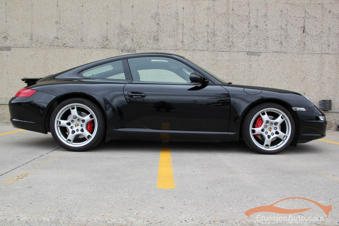 2008 Porsche Carrera S Coupe Envision Auto Calgary Highline Luxury Sports Cars Amp Suv Specialists