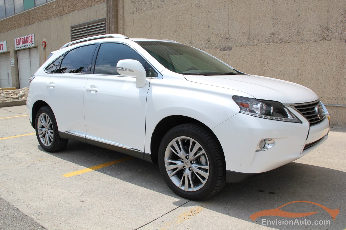 2013 lexus rx350 awd premium pkg f sport wheels park assist envision auto. Black Bedroom Furniture Sets. Home Design Ideas