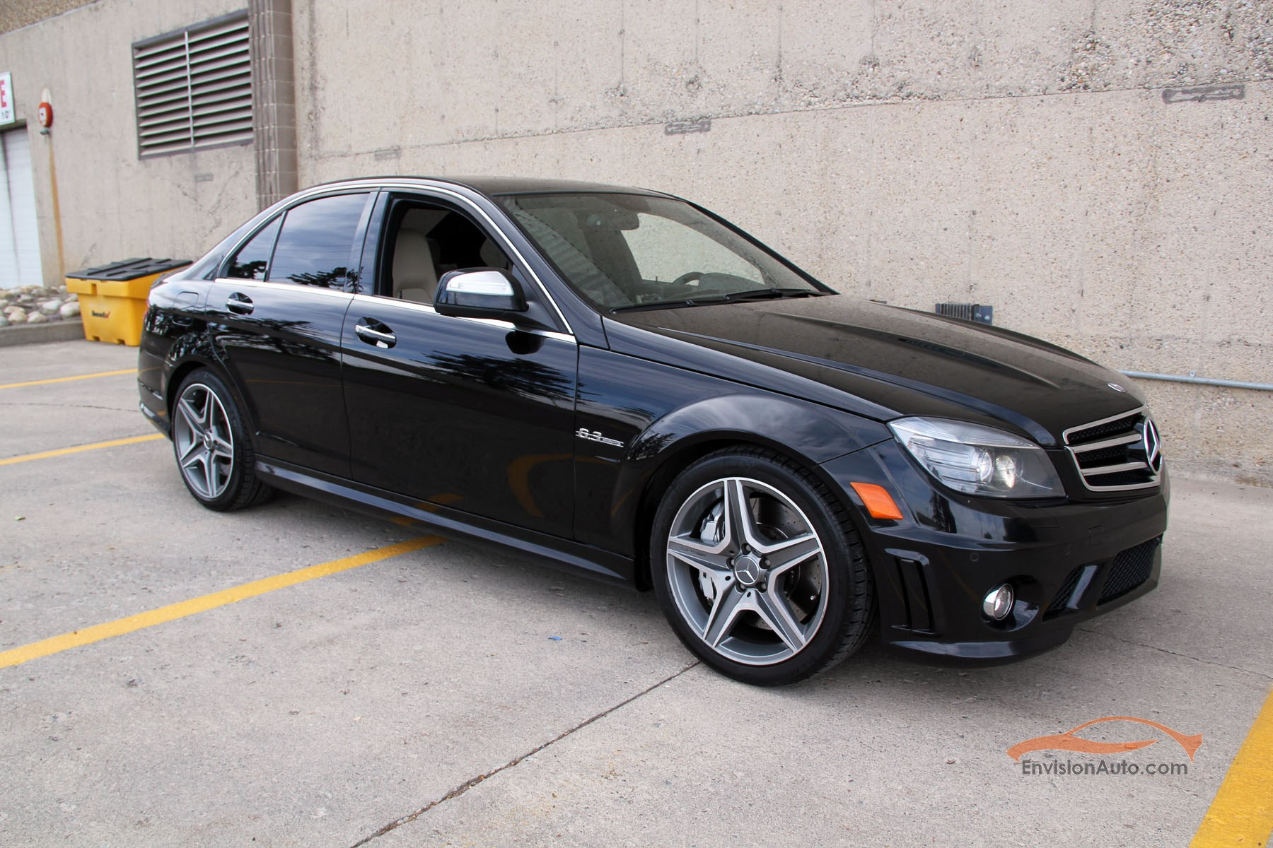 2009 mercedes benz c63 amg performance pkg envision auto for Mercedes benz amg c63 price