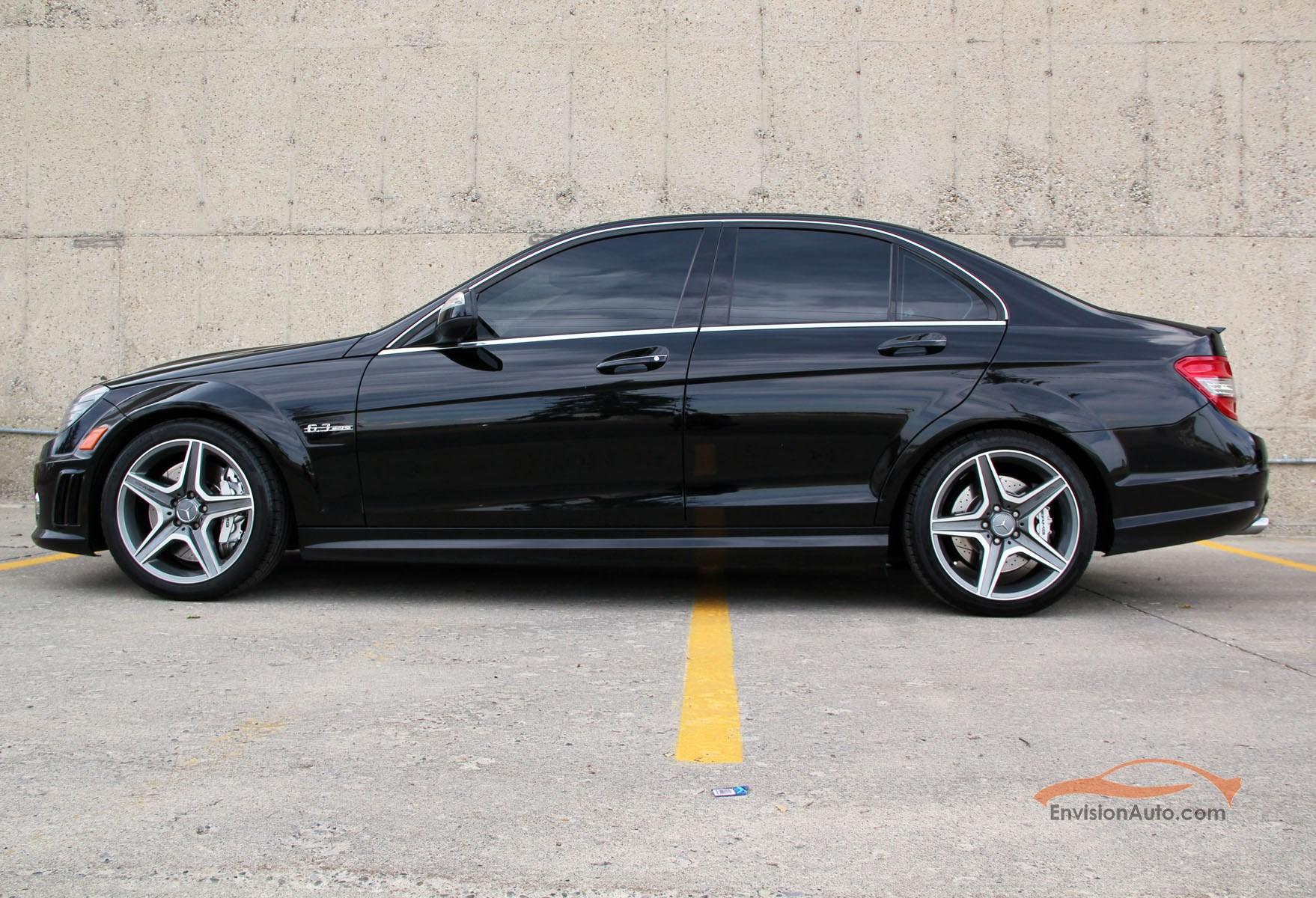 2009 Mercedes Benz C63 Amg Performance Pkg Envision Auto