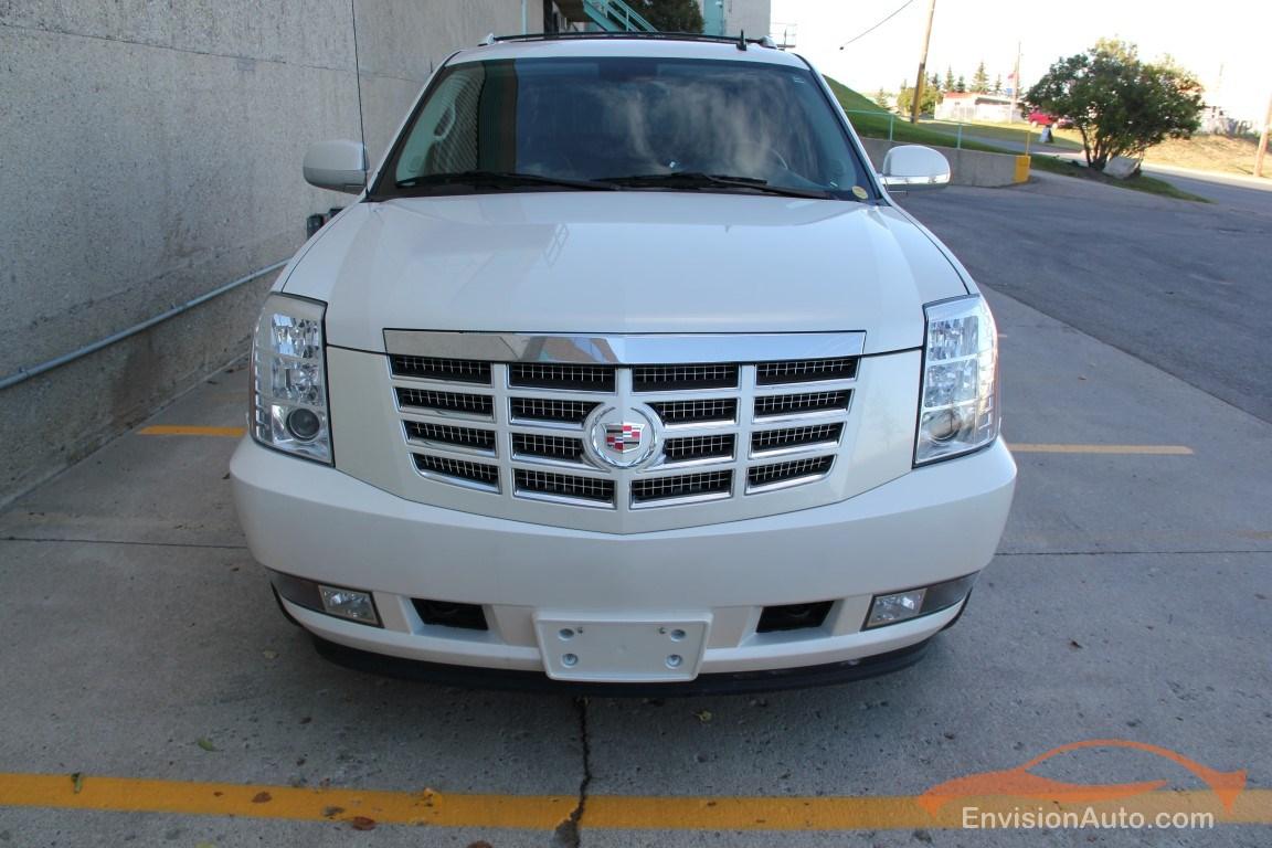 2010 Cadillac Escalade Ext Awd Ultra Luxury Envision Auto