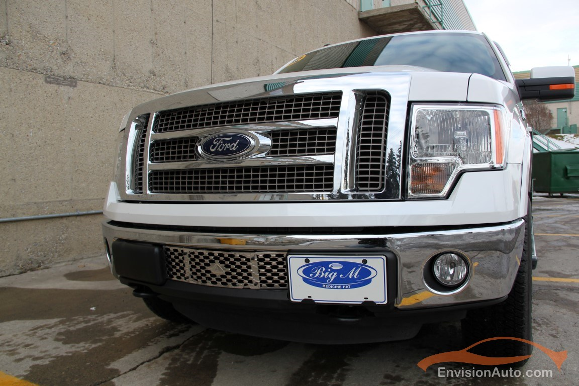 2009 Ford F150 Lariat Owners Manual