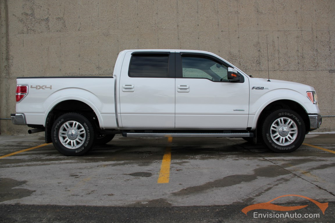 2012 ford f 150 lariat crew ecoboost v6 envision auto calgary highline luxury sports cars. Black Bedroom Furniture Sets. Home Design Ideas