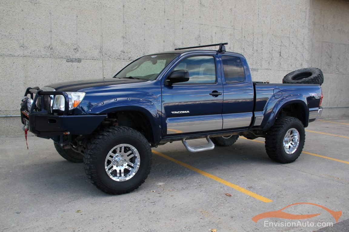 2007 Toyota Tacoma TRD Supercharged  6in Fabtec Lift  Envision