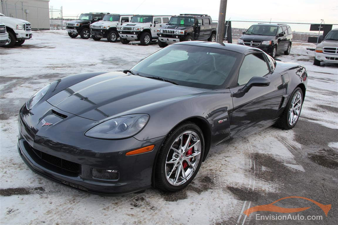 2010 Chevrolet Corvette Z06 – Full Leather Interior – Canadian Car ...
