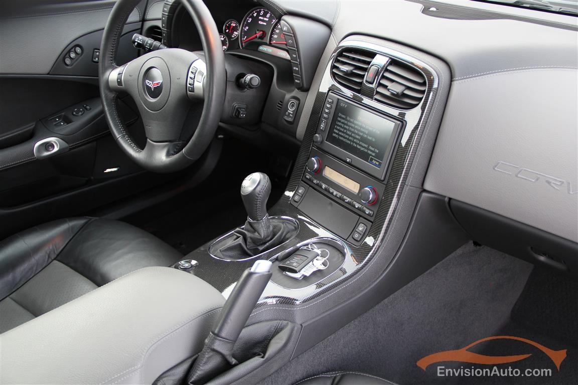 2010 chevrolet corvette z06 full leather interior canadian car envision auto calgary. Black Bedroom Furniture Sets. Home Design Ideas