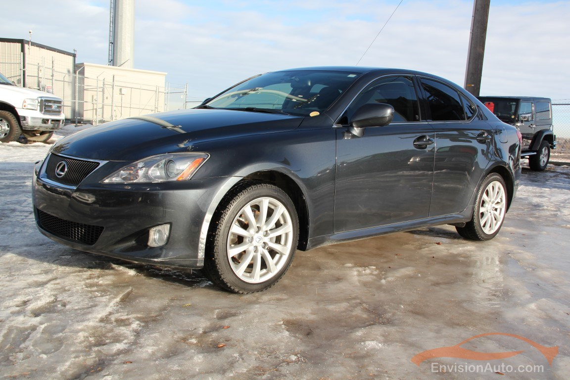 2006 lexus is250 awd premium pkg envision auto calgary highline luxury sports cars suv. Black Bedroom Furniture Sets. Home Design Ideas
