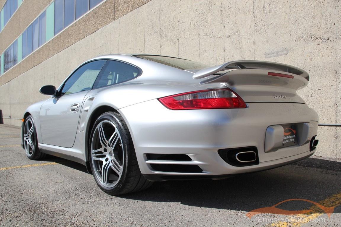 2007 Porsche 911 Turbo Pccb Ceramic Brakes Sport Chrono
