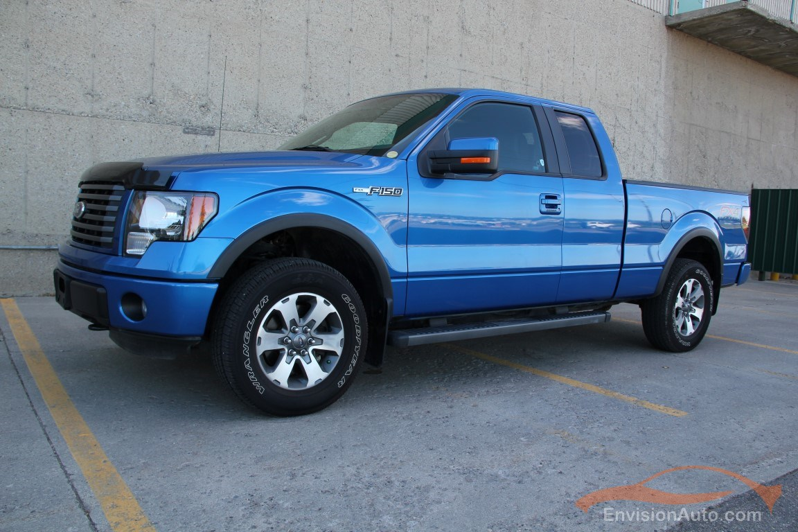 2012 ford f 150 supercab fx4 luxury pkg envision auto. Black Bedroom Furniture Sets. Home Design Ideas