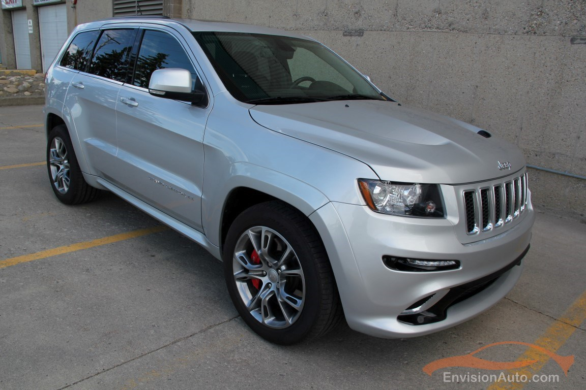 2012 jeep grand cherokee srt8 envision auto calgary. Black Bedroom Furniture Sets. Home Design Ideas