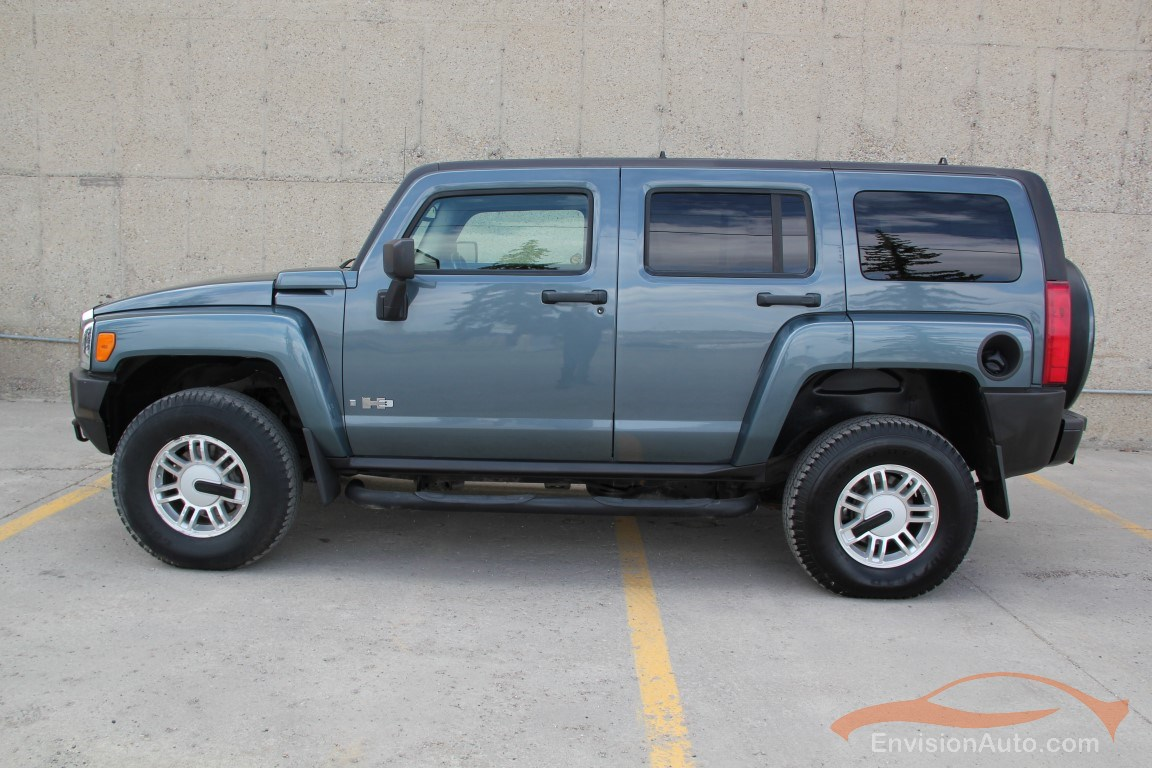 2006 H3 Hummer Suv Luxury Pkg Envision Auto
