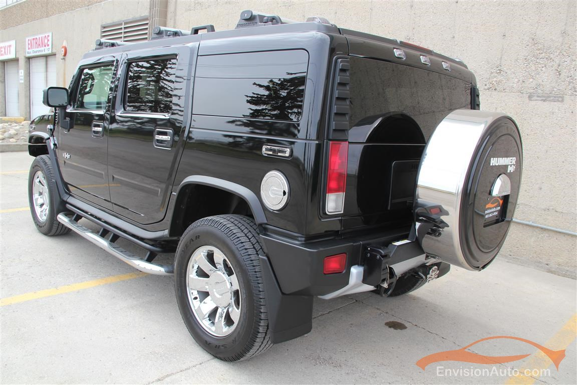2008 H2 Hummer Suv Luxury Edition Vehicle Specification