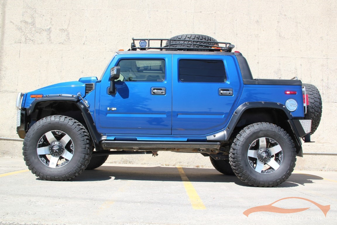 2006 H2 Hummer Sut Monster Lifted Supercharged Wow