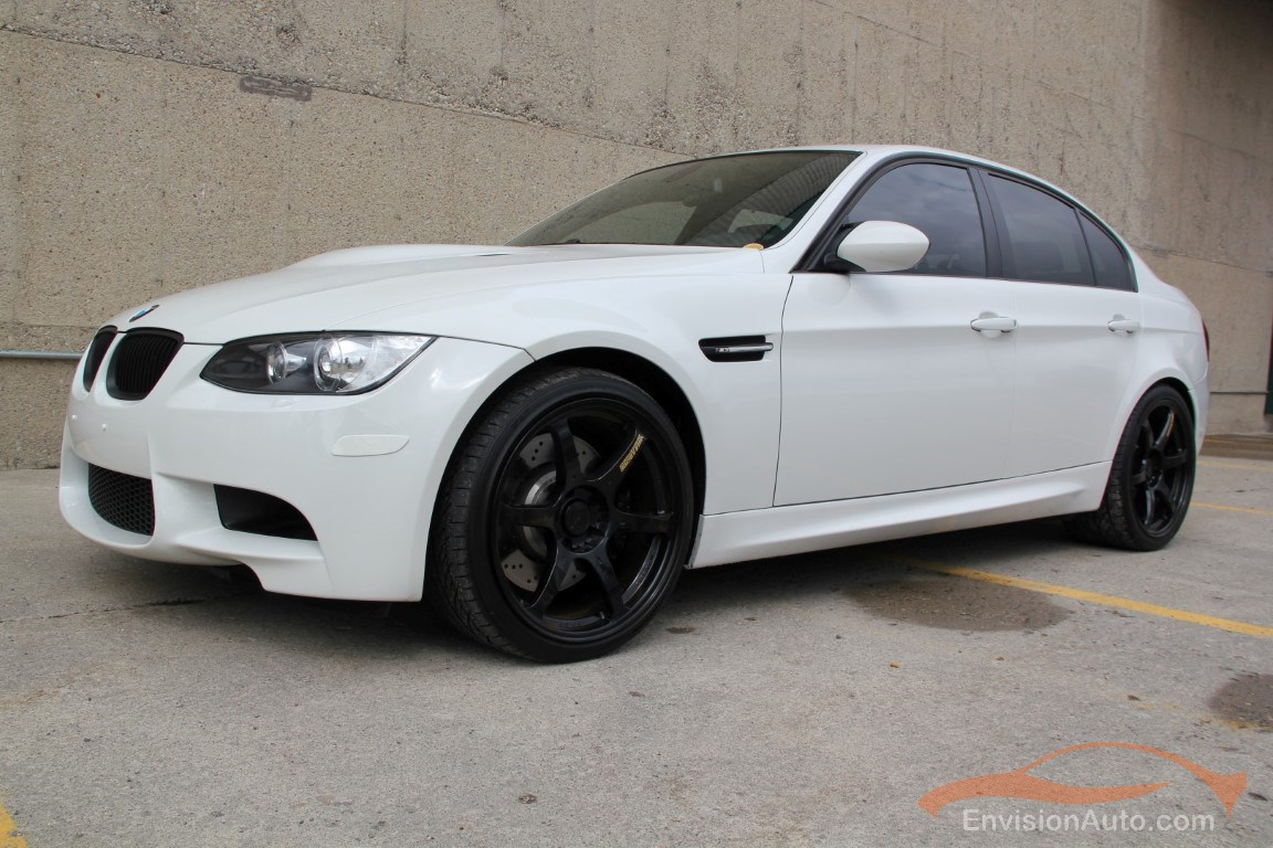 2009 bmw m3 e90 sedan 6 speed manual envision auto. Black Bedroom Furniture Sets. Home Design Ideas