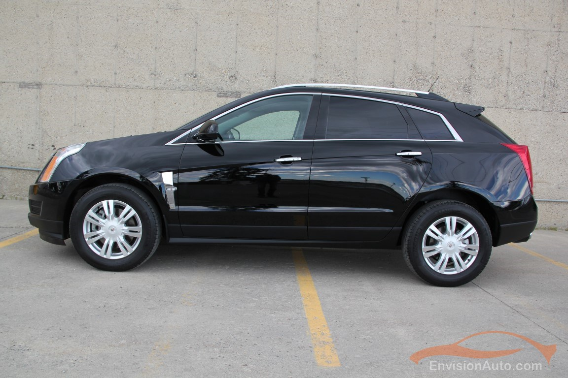 2010 Cadillac SRX Luxury Collection FWD | Envision Auto - Calgary Highline Luxury Sports Cars ...