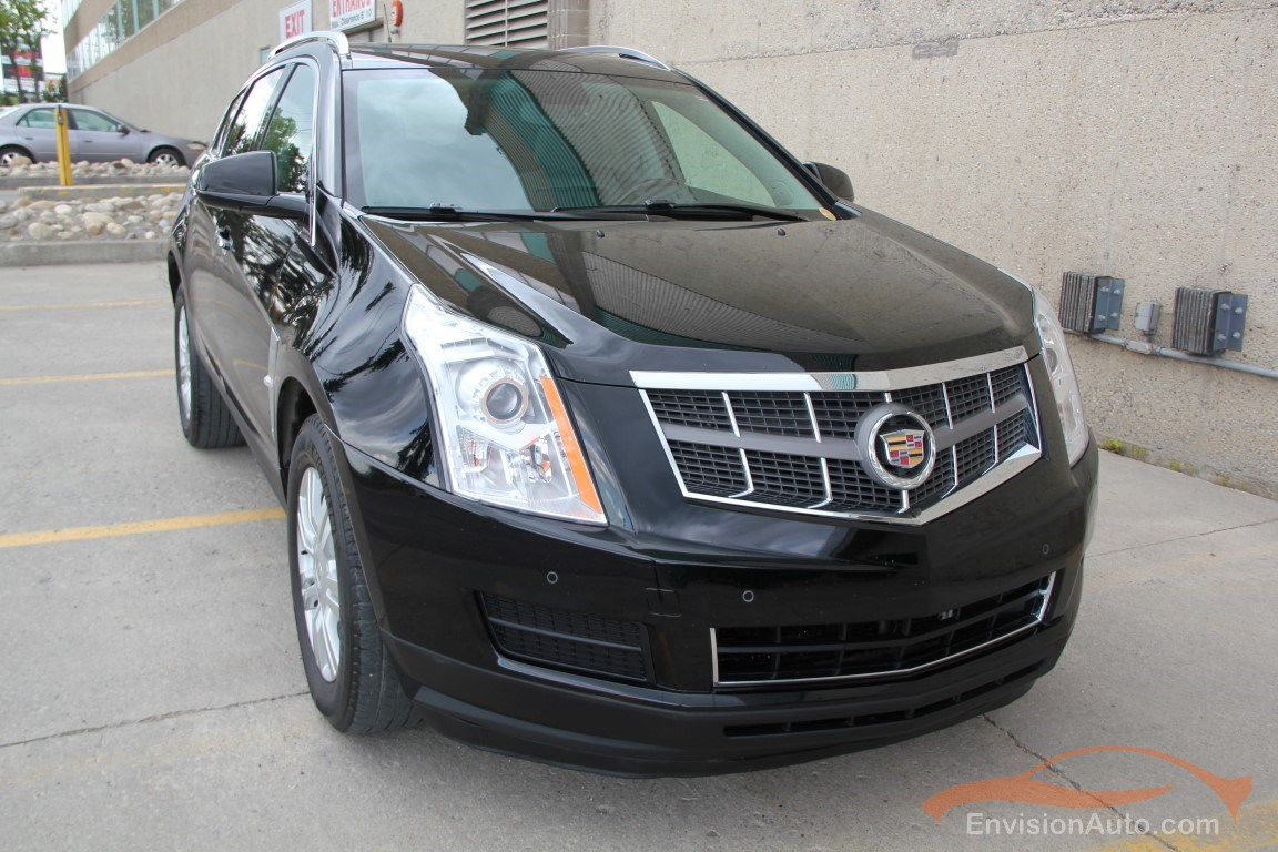2010 Cadillac Srx Luxury Collection Fwd Envision Auto