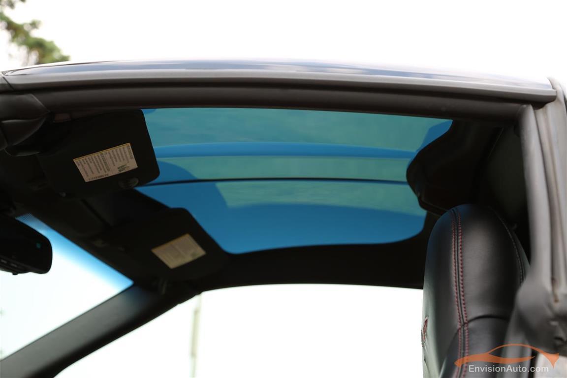 2007 Chevrolet Coupe 3lt Glass Targa Roof Envision
