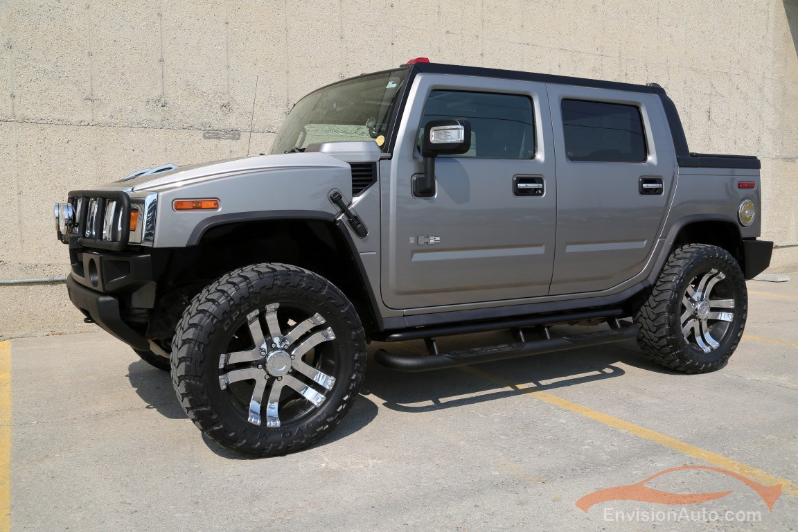 2017 Hummer H2 Sut >> 2008 H2 Hummer SUT – Luxury Pkg – Headers Intake Exhaust Tuner & MORE!   Envision Auto - Calgary ...