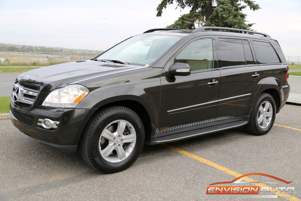 2007 mercedes benz gl320cdi 4matic diesel 7 seater for Mercedes benz 7 seater suv