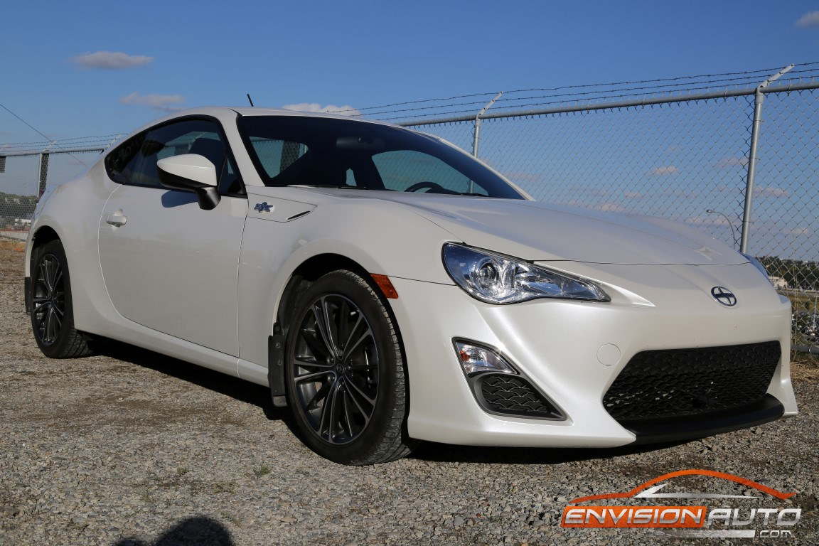 2013 Scion Fr S Coupe 6 Speed Manual Envision Auto