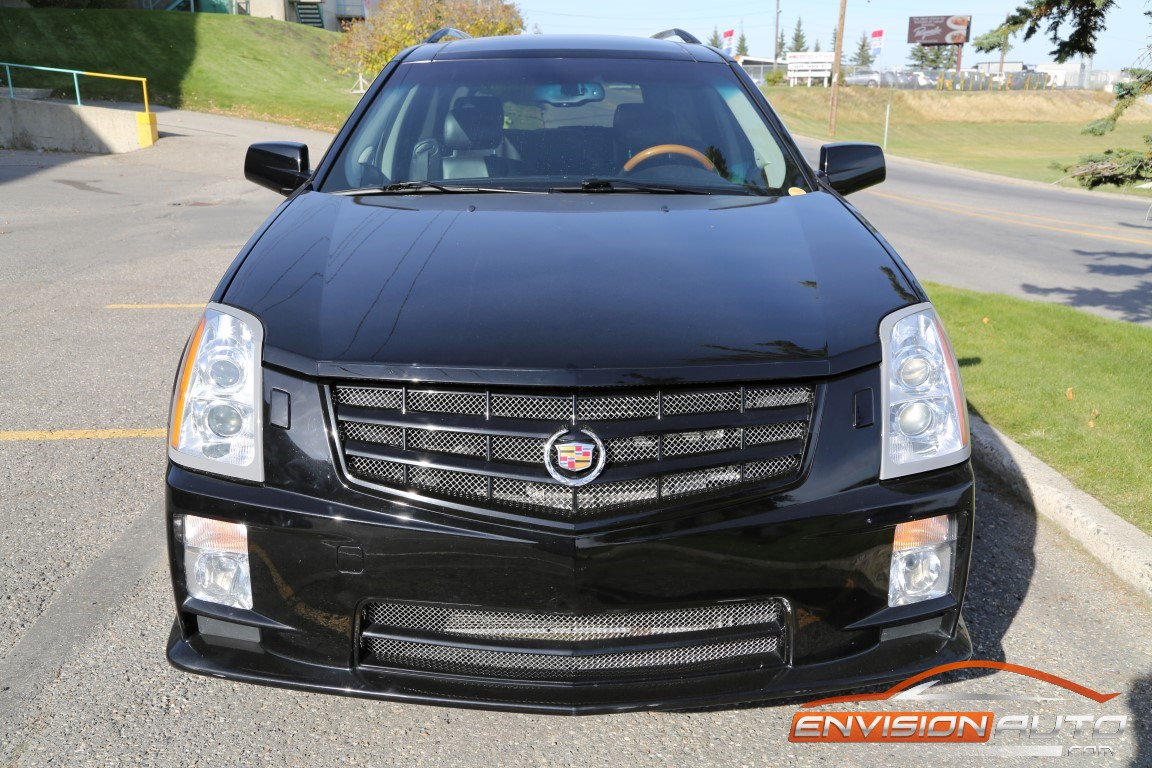 2007 Cadillac SRX4 All Wheel Drive Luxury Pkg   Envision Auto - Calgary Highline