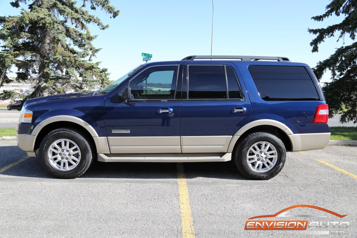 2007 ford expedition 4wd eddie bauer edition 8 seater image for