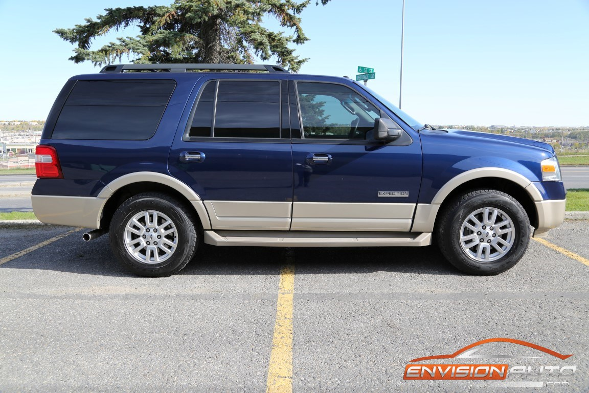 2007 ford expedition 4wd eddie bauer edition 8 seater envision auto. Black Bedroom Furniture Sets. Home Design Ideas