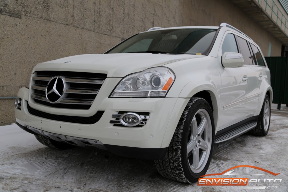 2009 mercedes benz gl550 4matic amg pkg 7 seater for Mercedes benz seven seater