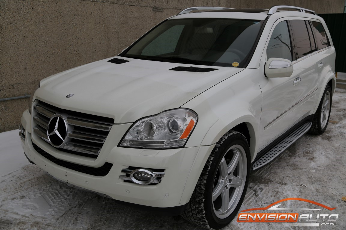 2009 mercedes benz gl550 4matic amg pkg 7 seater for 2009 mercedes benz ml350 price