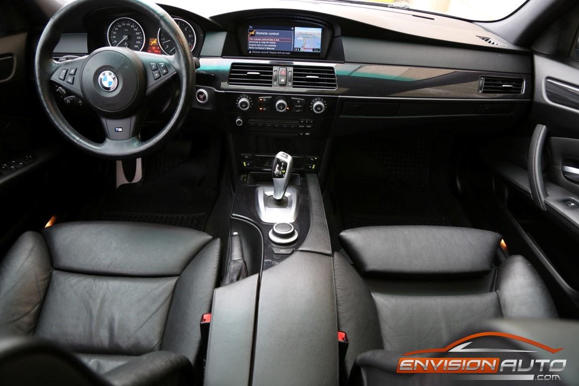 2008 Bmw 535xi M Sport Pkg Envision Auto