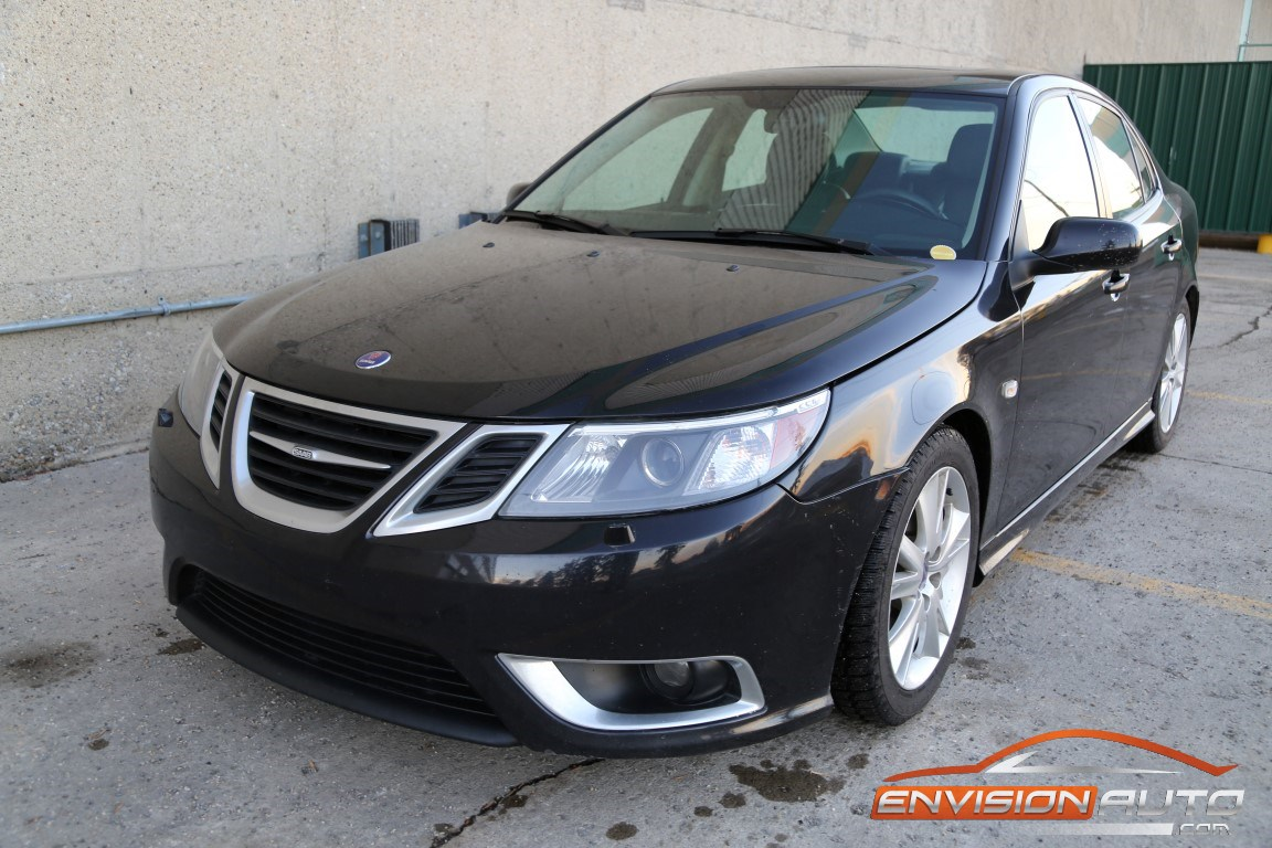 2008 saab 9 3 aero sport sedan 6 speed manual v6 turbo envision auto. Black Bedroom Furniture Sets. Home Design Ideas