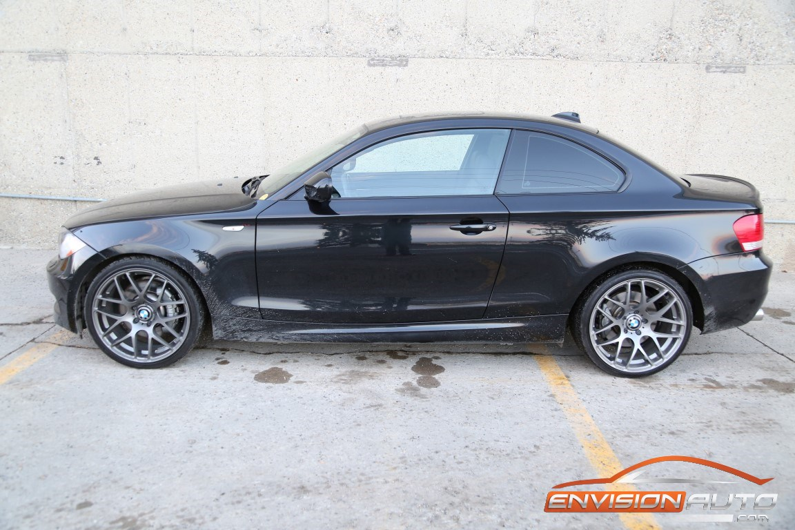 2011 bmw 135i m sport exhaust intake tune 19in. Black Bedroom Furniture Sets. Home Design Ideas