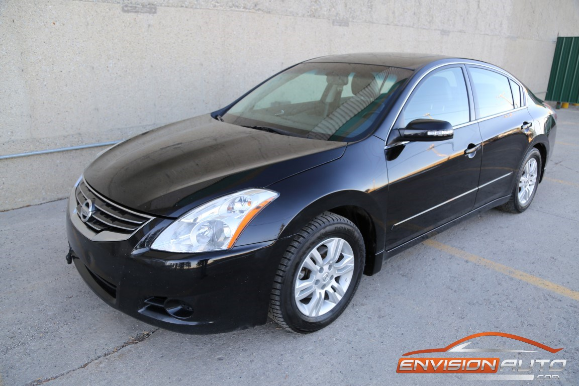 2012 nissan altima 2 5sl sedan envision auto. Black Bedroom Furniture Sets. Home Design Ideas