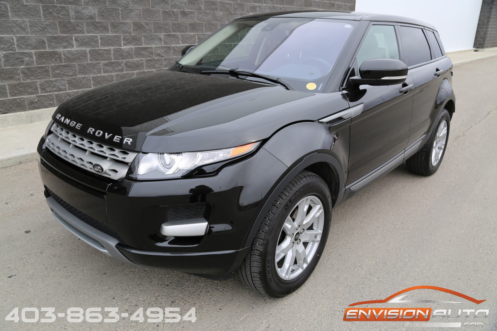 2013 land rover range rover evoque pure envision auto. Black Bedroom Furniture Sets. Home Design Ideas