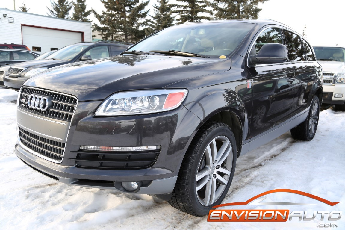 2007 audi q7 4 2l premium all wheel drive envision auto. Black Bedroom Furniture Sets. Home Design Ideas