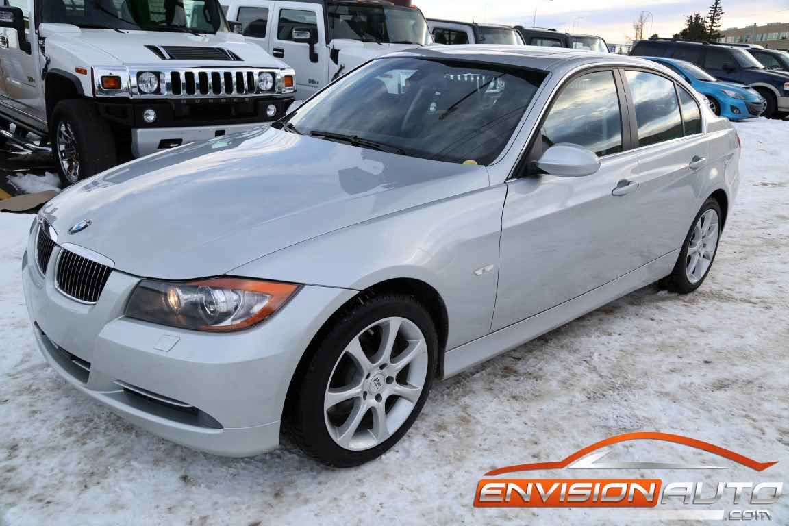 2008 BMW 335XI Sedan – All Wheel Drive   Envision Auto - Calgary Highline Luxury