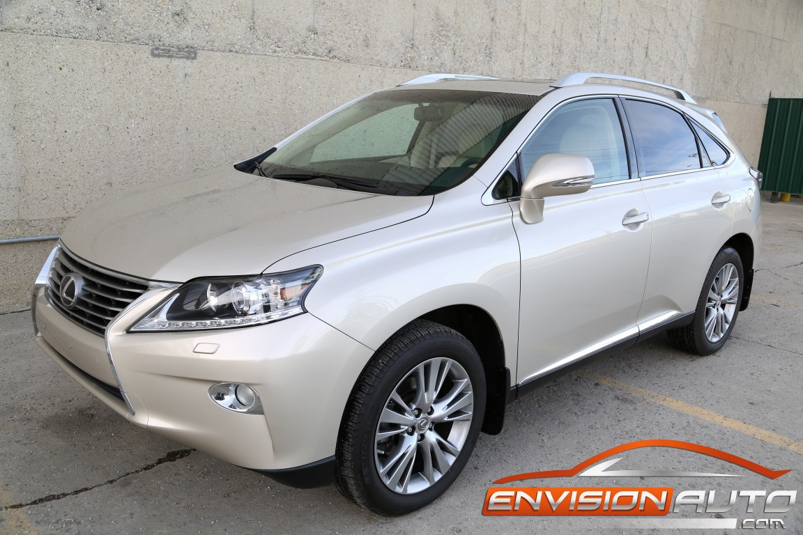 2013 lexus rx350 awd touring package envision auto. Black Bedroom Furniture Sets. Home Design Ideas