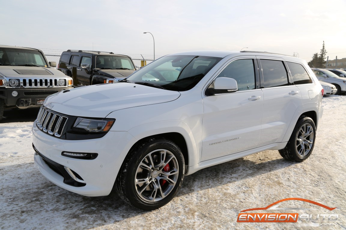 Exceptional 2014 Jeep Grand Cherokee SRT8. Image For