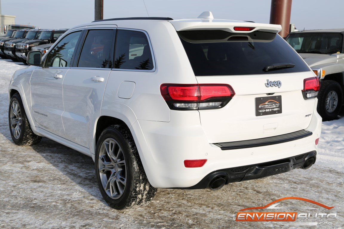 2014 jeep grand cherokee srt8 envision auto. Black Bedroom Furniture Sets. Home Design Ideas