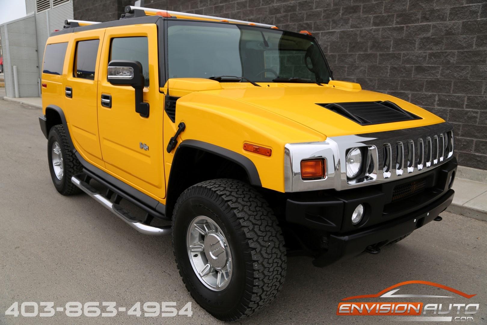 2005 H2 Hummer SUV Luxury Pkg – LOW MILEAGE Envision Auto