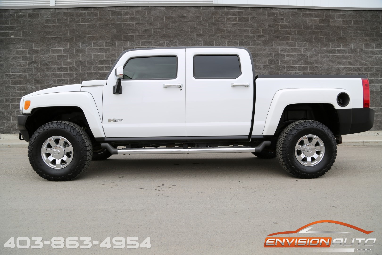 2010 H3t Hummer Truck Alpha Edition 5 3l V8 Envision Auto Calgary Highline Luxury Sports