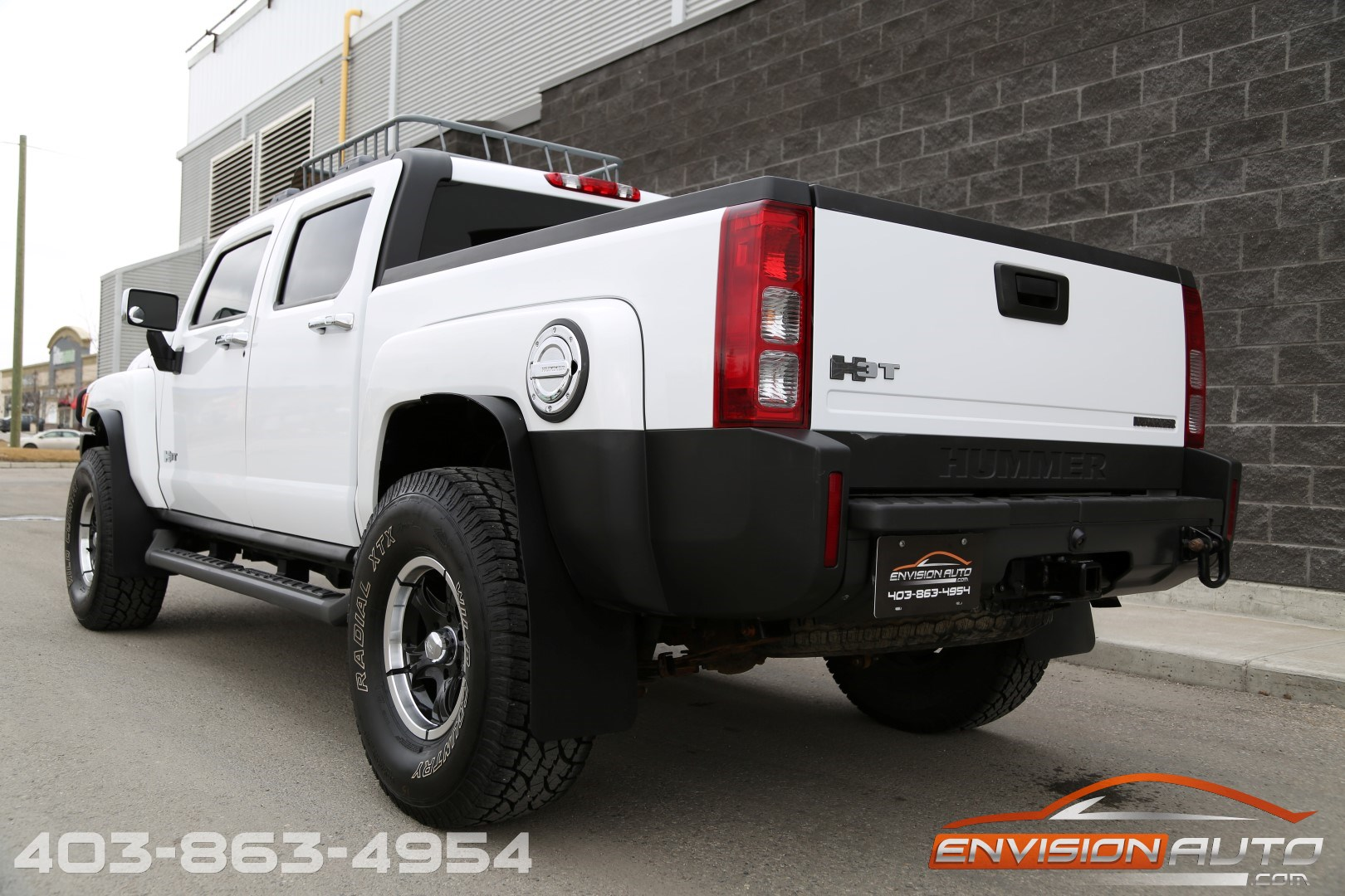 2010 H3t Hummer Truck Aftermarket Extras Envision