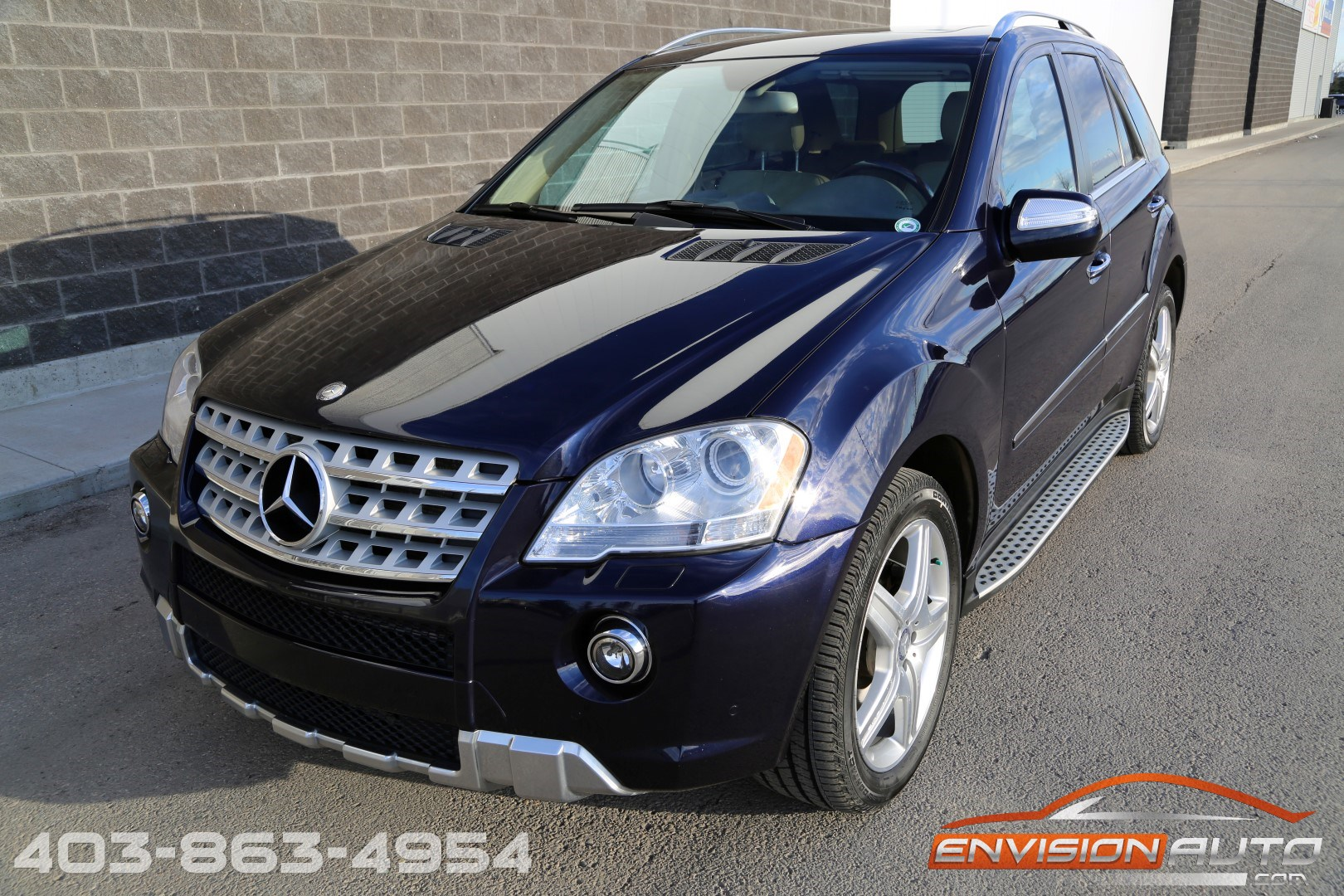 2010 mercedes benz ml550 4matic amg pkg envision auto for 550 amg mercedes benz