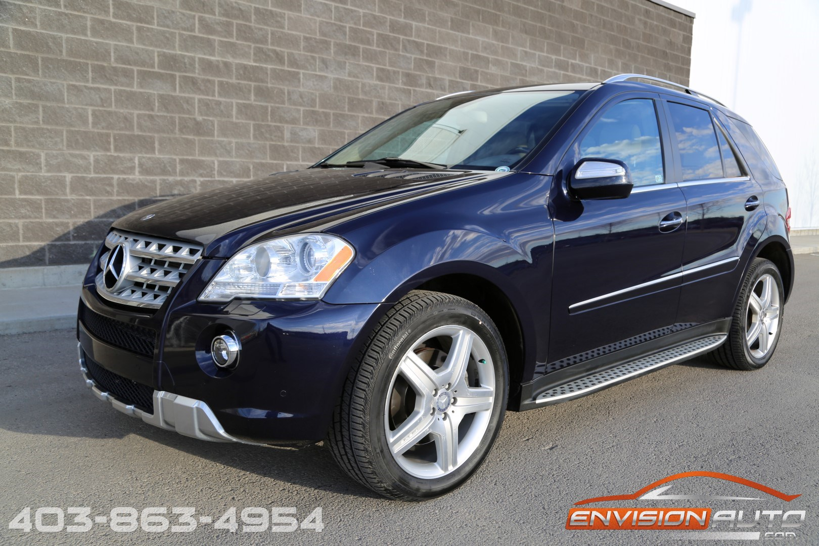 2010 mercedes benz ml550 4matic amg pkg envision auto for Mercedes benz ml550 price