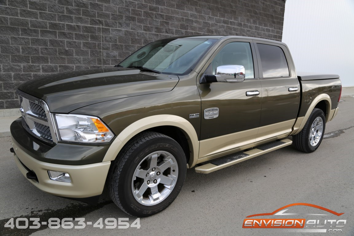 2012 ram 1500 laramie longhorn crew 4 4 envision auto. Black Bedroom Furniture Sets. Home Design Ideas